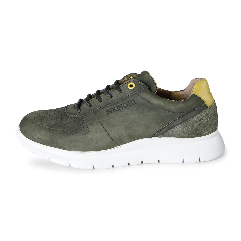 Brunotti Sayulita  (groen) - heren schoenen - Brunotti online shop