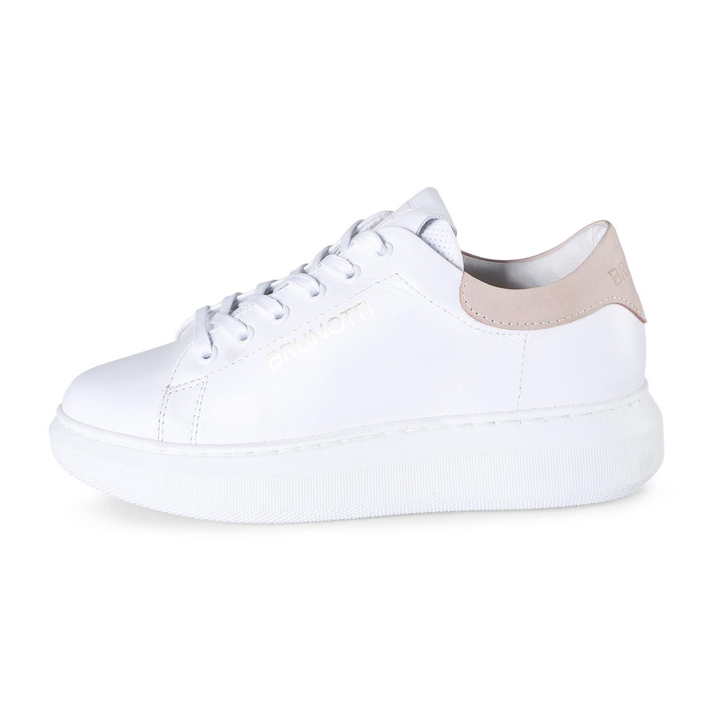 Brunotti Ericeira  (wit) - dames schoenen - Brunotti online shop