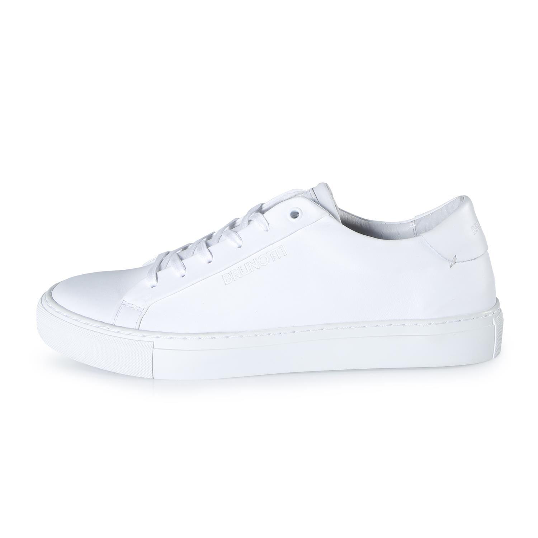 Brunotti Mentawai  (wit) - heren schoenen - Brunotti online shop