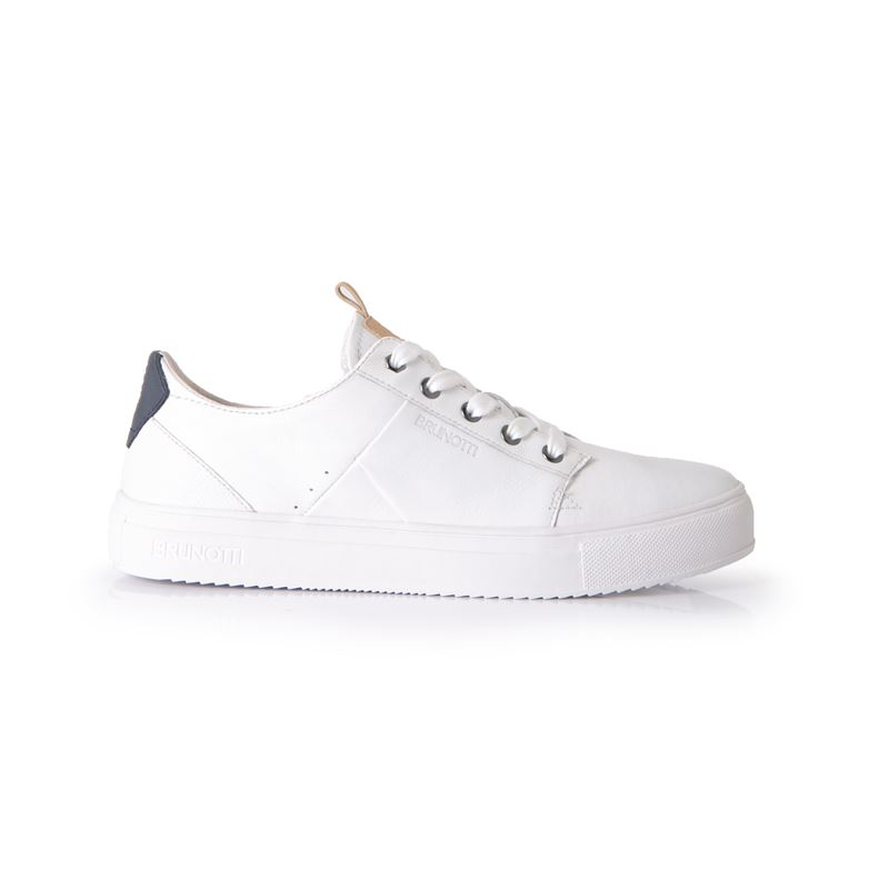 Brunotti Suluban  (white) - men shoes - Brunotti online shop