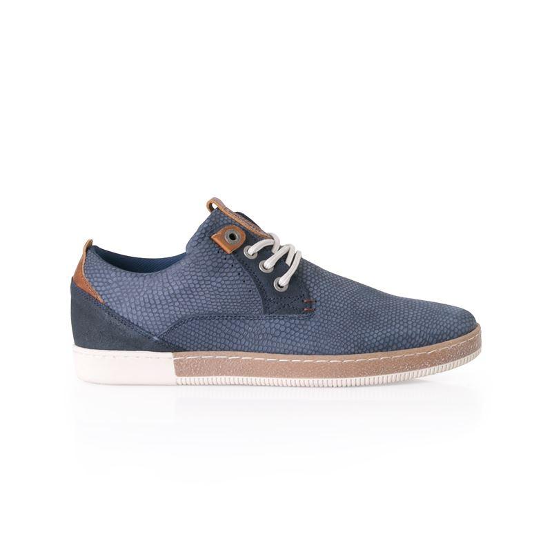 Brunotti Mimizan  (blauw) - heren schoenen - Brunotti online shop