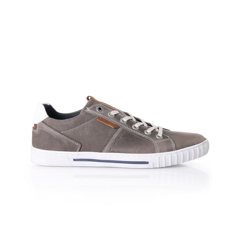Brunotti Porza  (grey) - men shoes - Brunotti online shop
