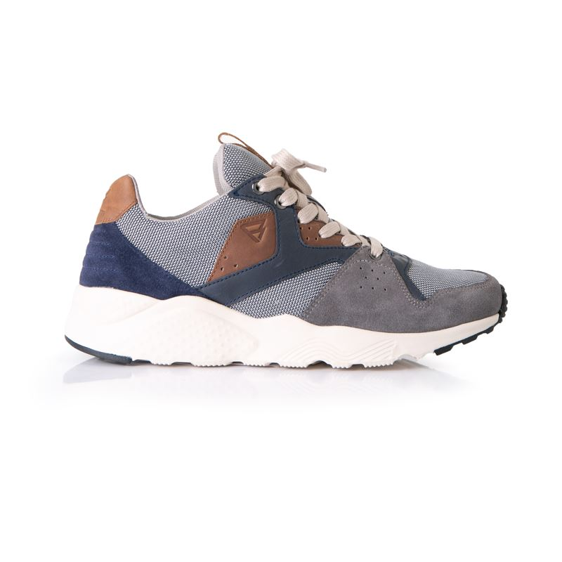 Brunotti Padang  (grey) - men shoes - Brunotti online shop