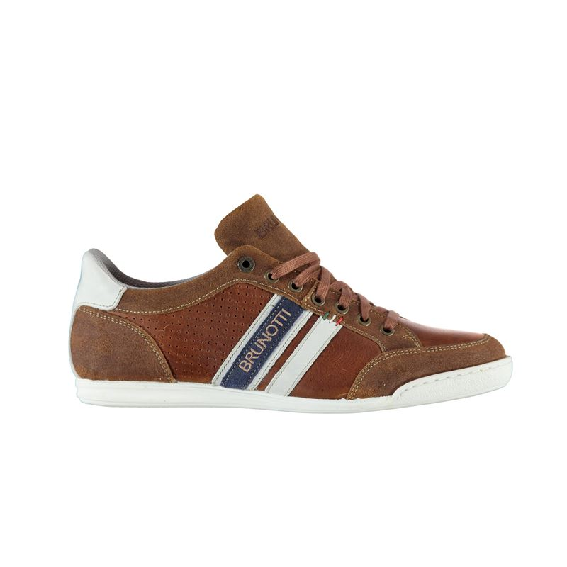 Brunotti Messina  (brown) - men shoes - Brunotti online shop