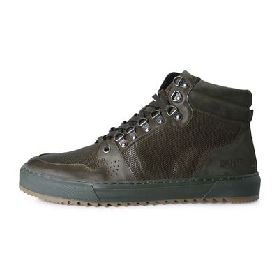 Brunotti SAGRES HI TOP MEN OLIVE. Verfügbar in 41,42,44,45 (F192175067-F0138)