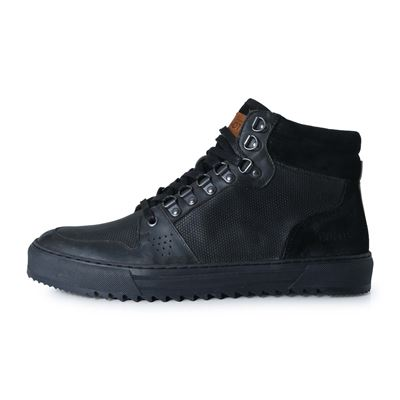 Brunotti SAGRES HI TOP MEN BLACK. Available in 41,42,43,44,45,46 (F192175068-F0099)