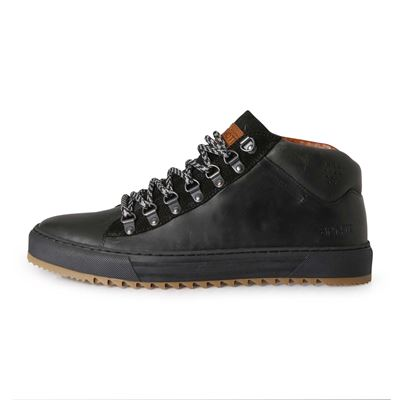 Brunotti BOLINA MID MEN BLACK. Available in 40,41,42,43,44,45,46 (F192175070-F0099)
