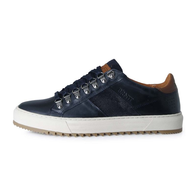 Brunotti CARCAVELOS  (blue) - men shoes - Brunotti online shop