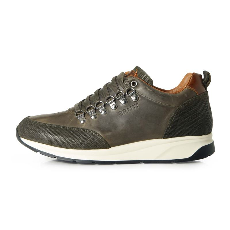 Brunotti AMOREIRA  (green) - men shoes - Brunotti online shop
