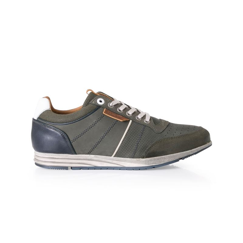 Brunotti ANGLET  (green) - men shoes - Brunotti online shop