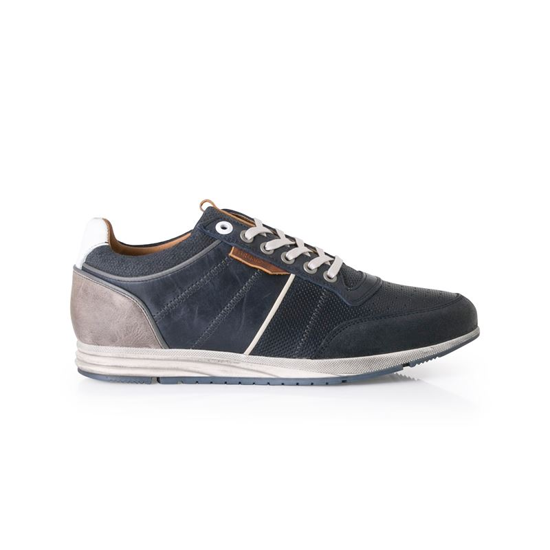 Brunotti ANGLET  (blue) - men shoes - Brunotti online shop