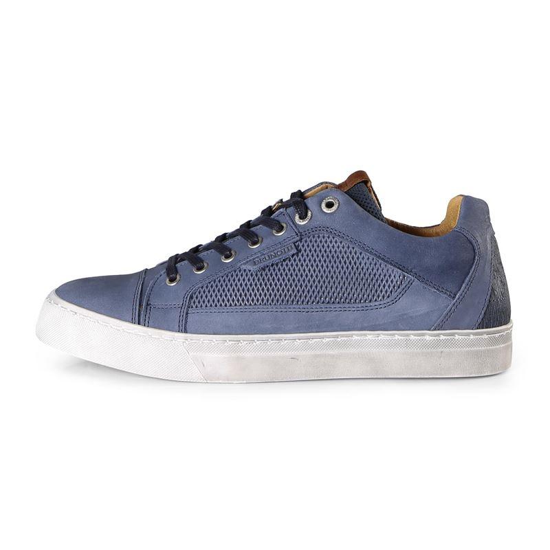 Brunotti BIARRITZ  (blauw) - heren schoenen - Brunotti online shop