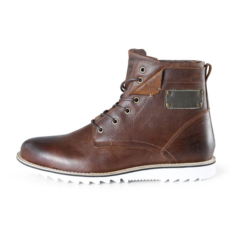 Brunotti CLOUDBREAK  (bruin) - heren schoenen - Brunotti online shop