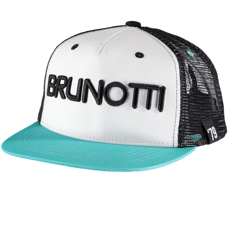 Brunotti Brunotti Promocap Kabiano Uni (Blauw) - HEREN CAPS - Brunotti online shop