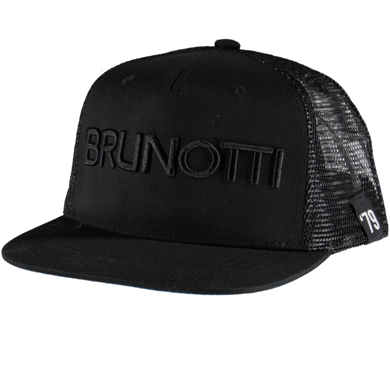 Brunotti Brunotti Promocap Kabiano Uni (Black) - MEN CAPS - Brunotti online shop