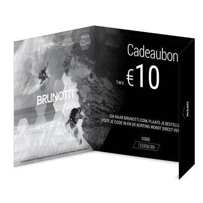 Brunotti Giftcard 10 Euro. Available in One Size (PRE999002-00)