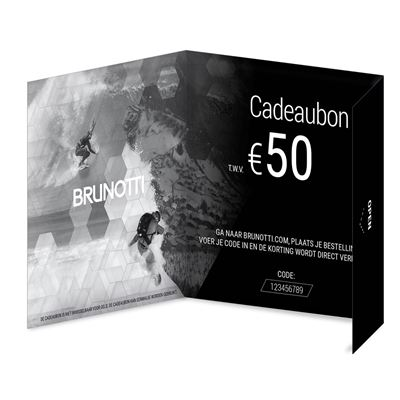 Brunotti Giftcard 50 Euro. Available in One Size (PRE999004-00)
